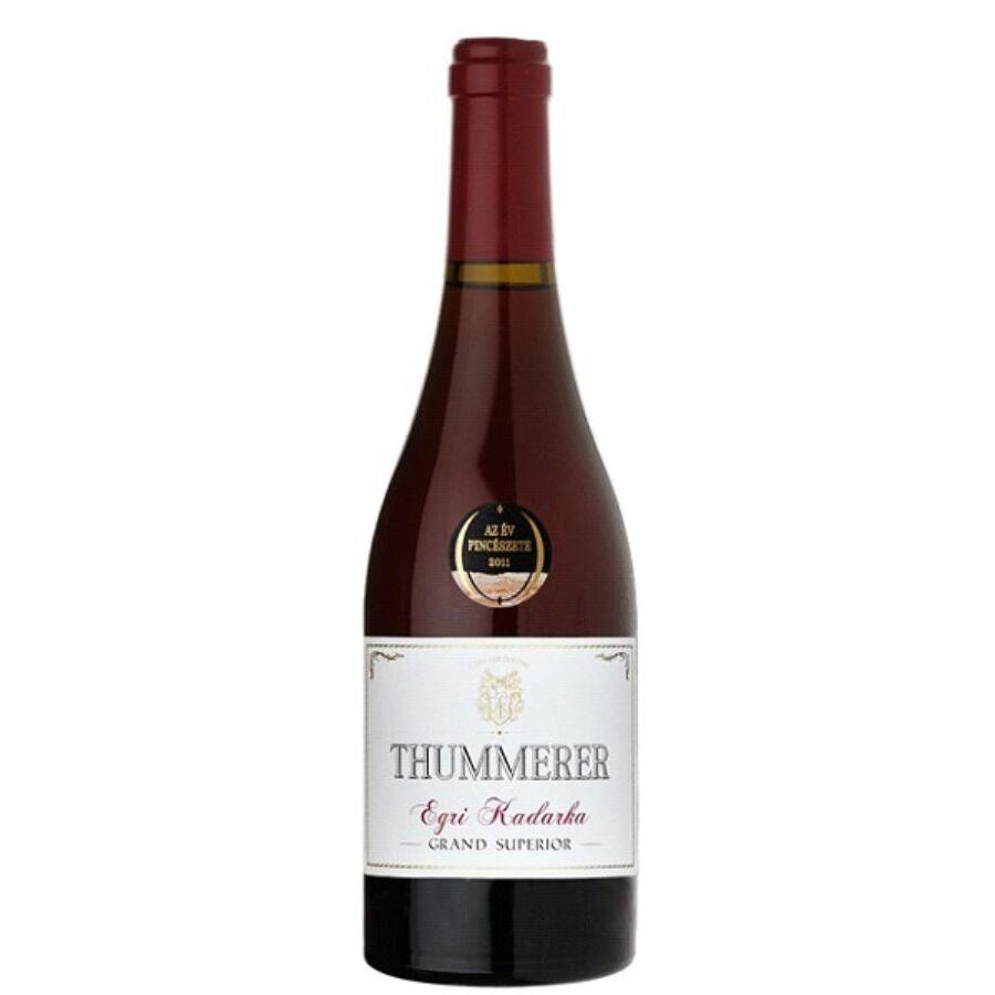 Thummerer Egri Kadarka Grand Superior 2015 (0,75l)