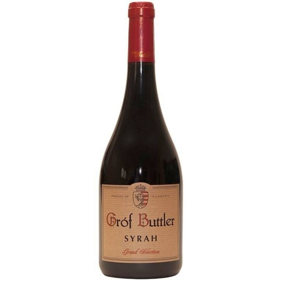 Gróf Buttler Syrah Grand Selection 2015 (0,75l)