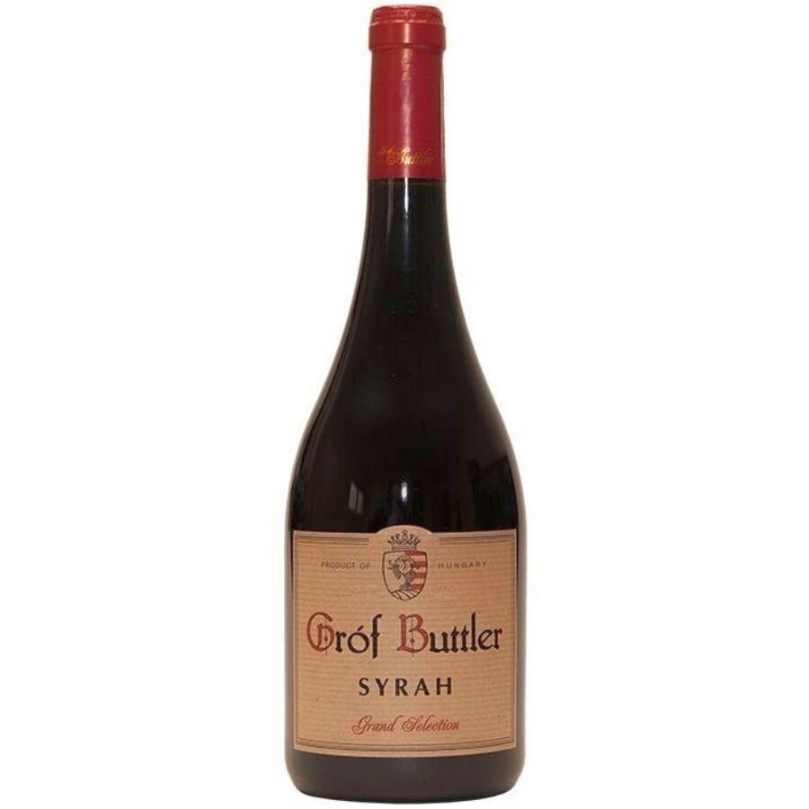 Gróf Buttler Syrah Grand Selection 2015 (0,75l)
