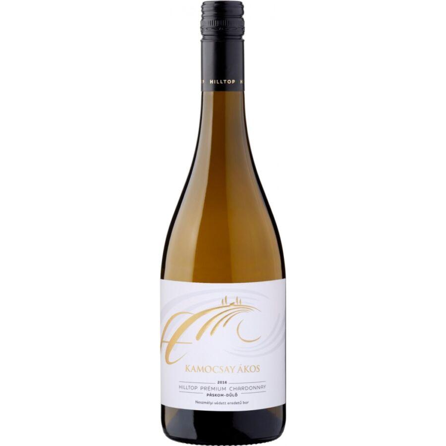 Kamocsay Prémium Chardonnay 2017 (0,75l)