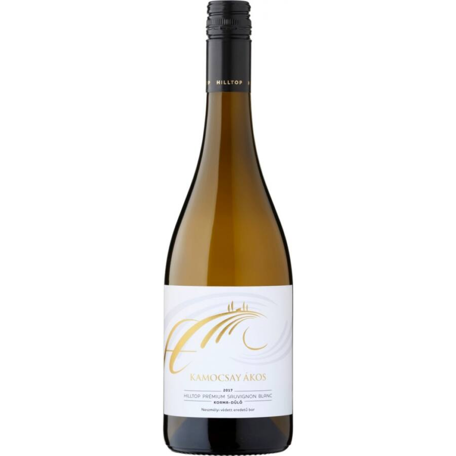Kamocsay Prémium Sauvignon Blanc 2017 (0,75l)