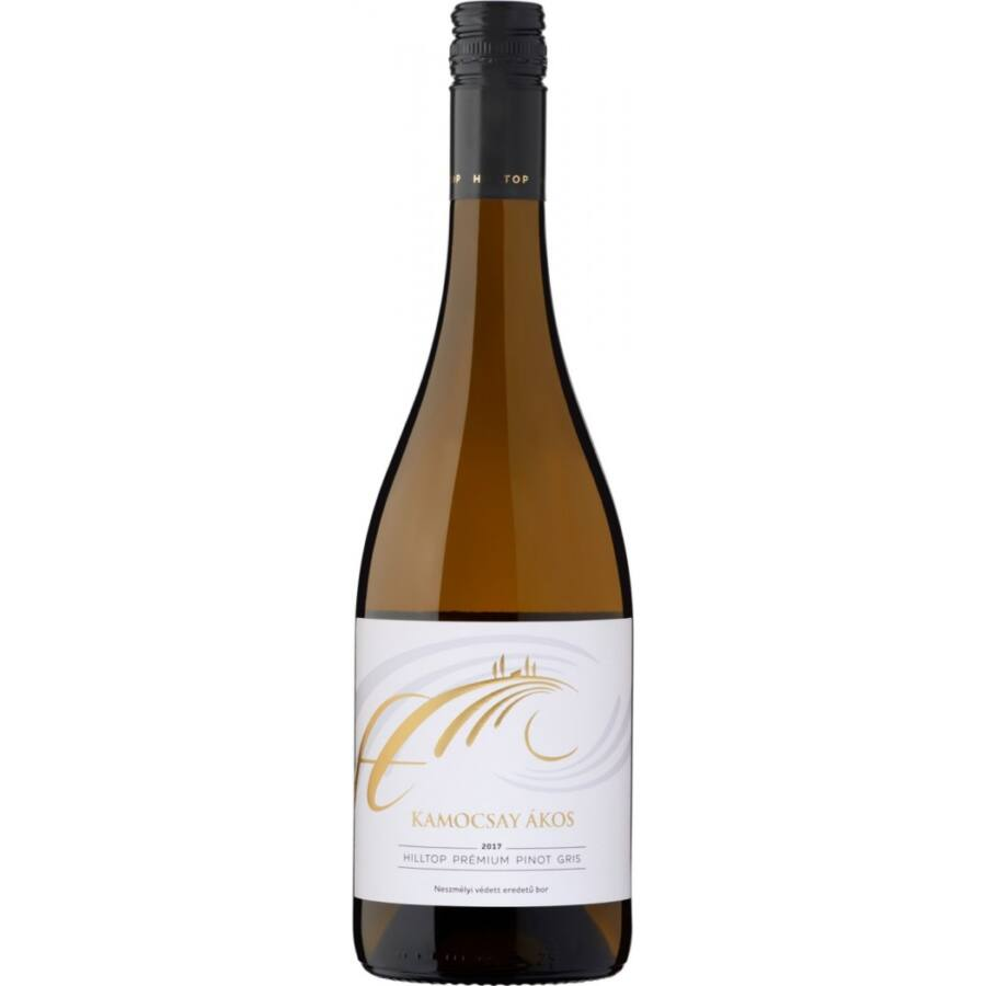 Kamocsay Prémium Pinot Gris 2017 (0,75l)