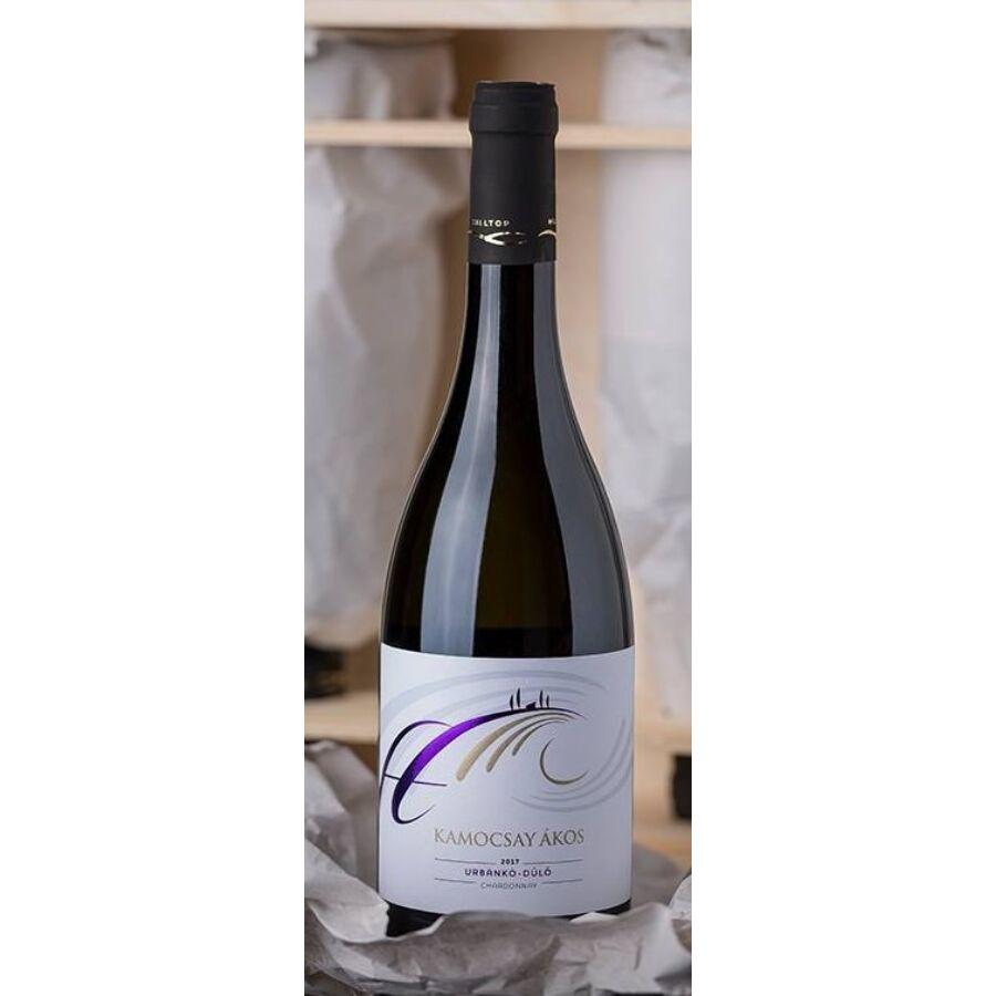 Kamocsay Prémium Díszdobozos Chardonnay Dűlőválogatás 2017 (4,5l)