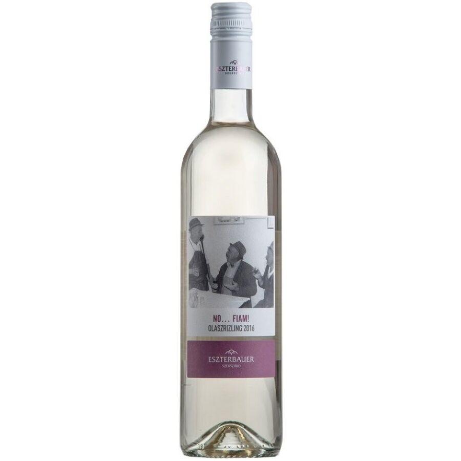 Eszterbauer No Fiam Sauvignon blanc- rajnai rizling (0,75l)