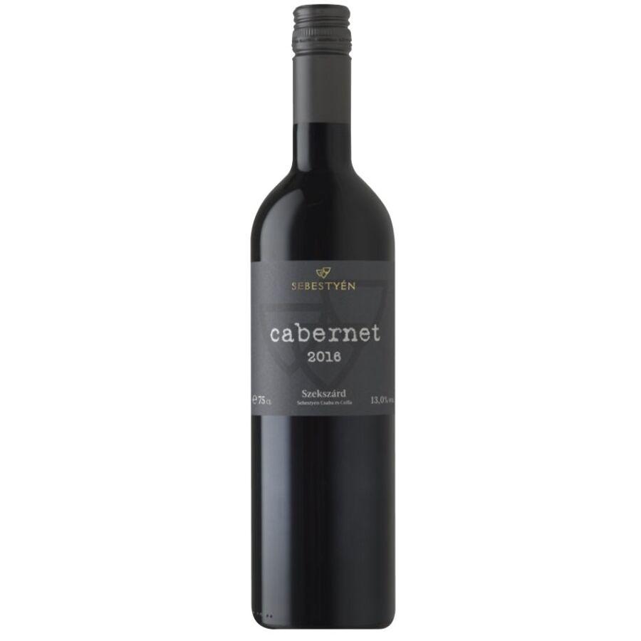 Sebestyén Cabernet Cuvée 2016 (0,75l)