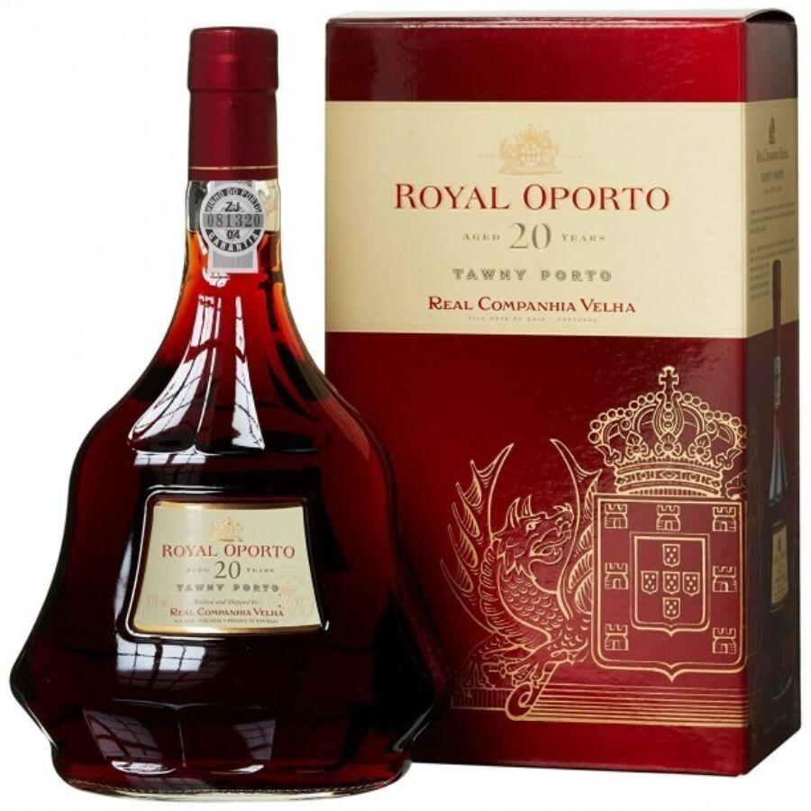 Royal Oporto 20 éves - díszdobozban (0,75l)