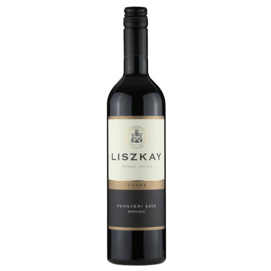 Liszkay Cuvée barrique 2013 (0,75l)