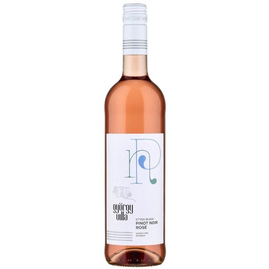 Törley György-Villa Etyek-Budai Pinot Noir Rosé 2018 (0,75l)