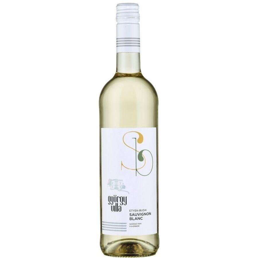 Törley György-Villa Etyek-Budai Sauvignon Blanc 2018 (0,75l)