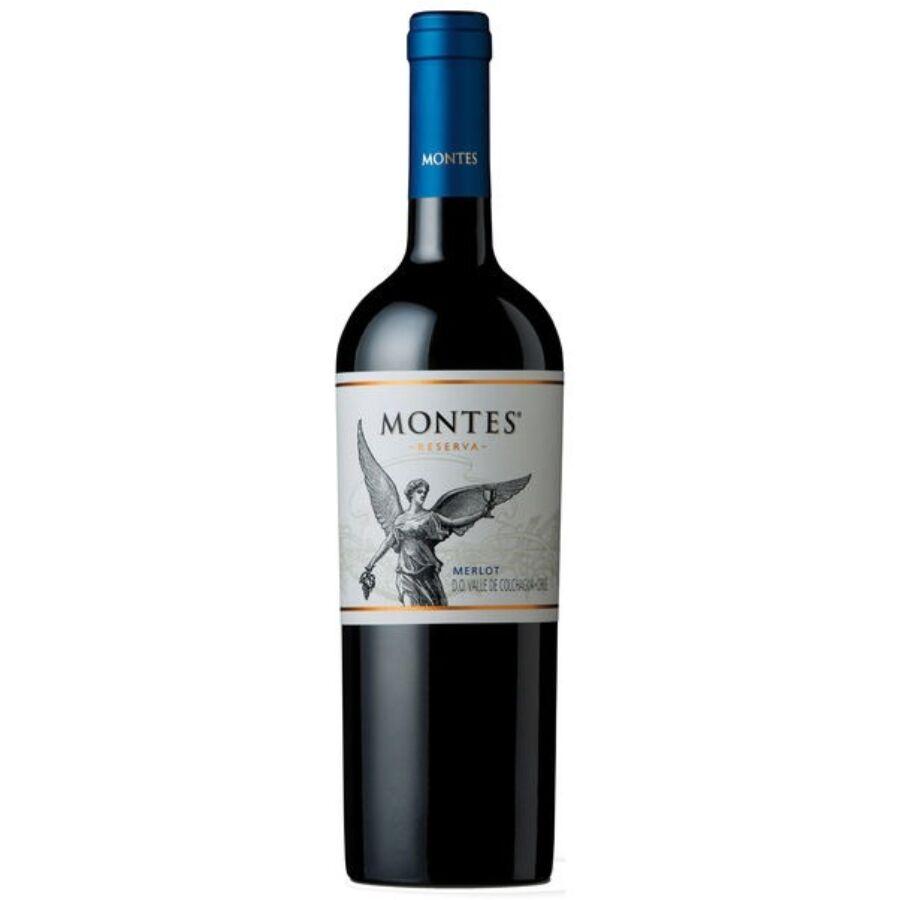Montes Reserva Merlot 2018 (0,75l)