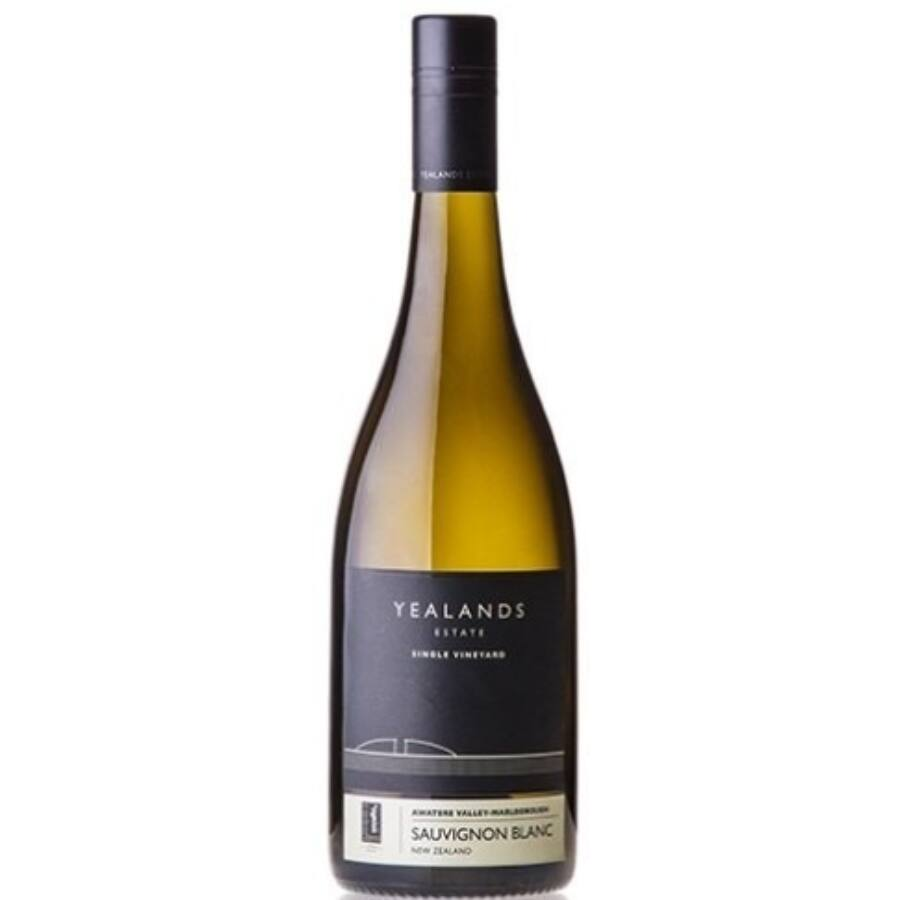 Yealands Single Vineyard Sauvignon Blanc 2018 (0,75l)