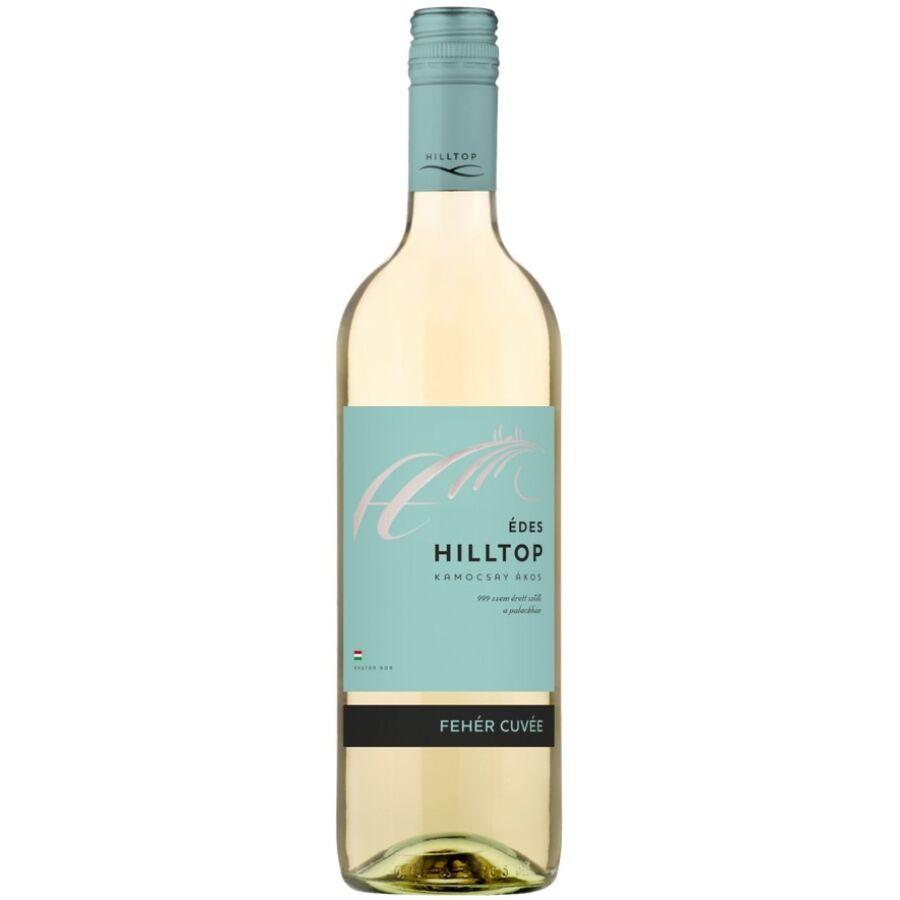 Hilltop Fehér Cuvée (félszáraz) (0,75l)