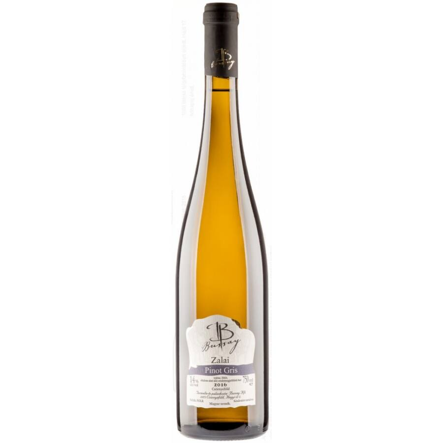 Bussay Pinot Gris 2016 (0,75l)