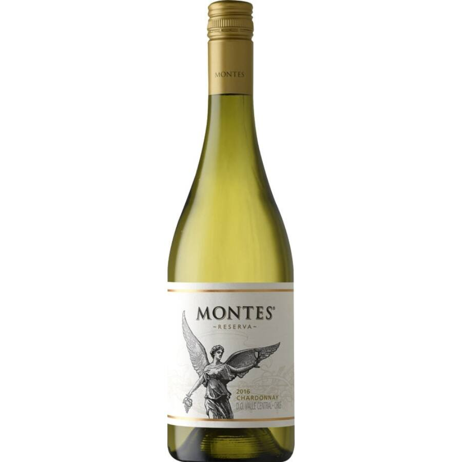 Montes Reserva Chardonnay 2018 (0,75l)