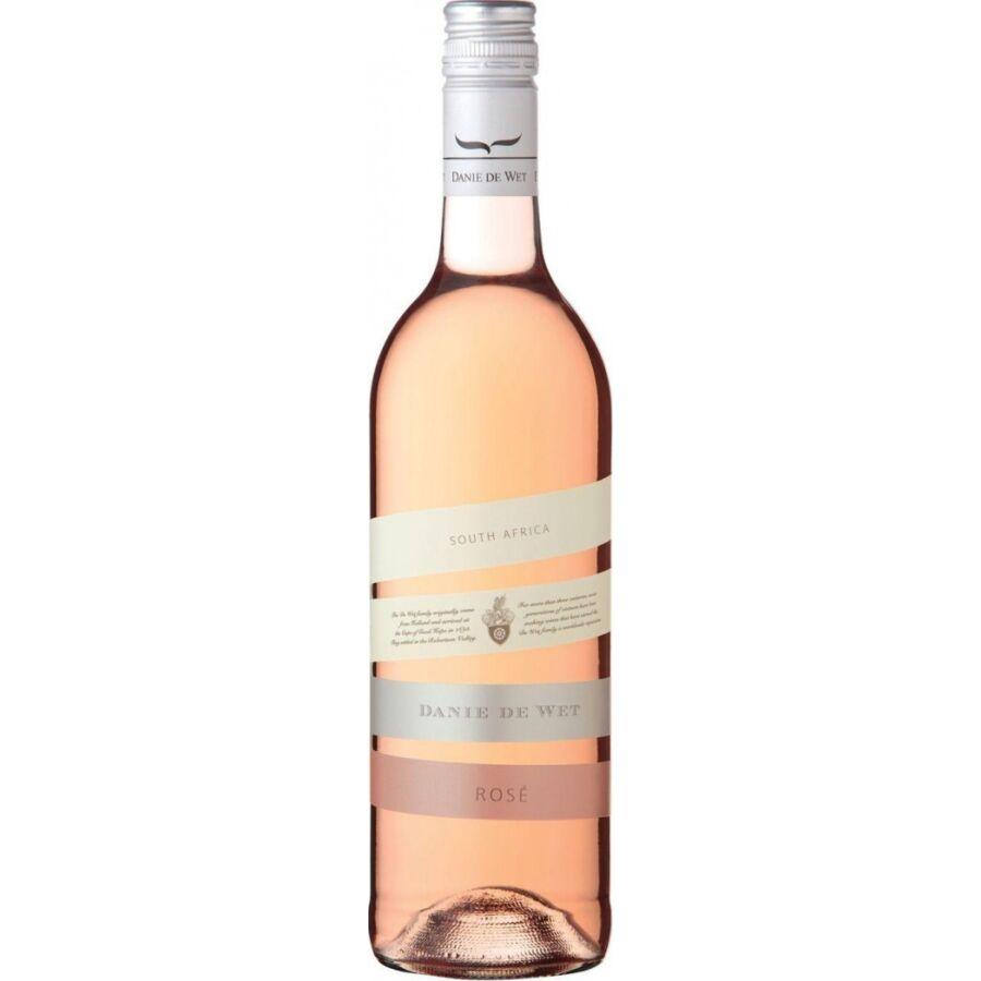 Danie De Wet Rosé 2019 (0,75l)