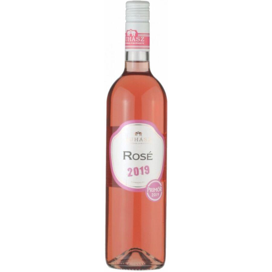 Juhász Rosé (gyöngyöző) 2019 (0,75l)