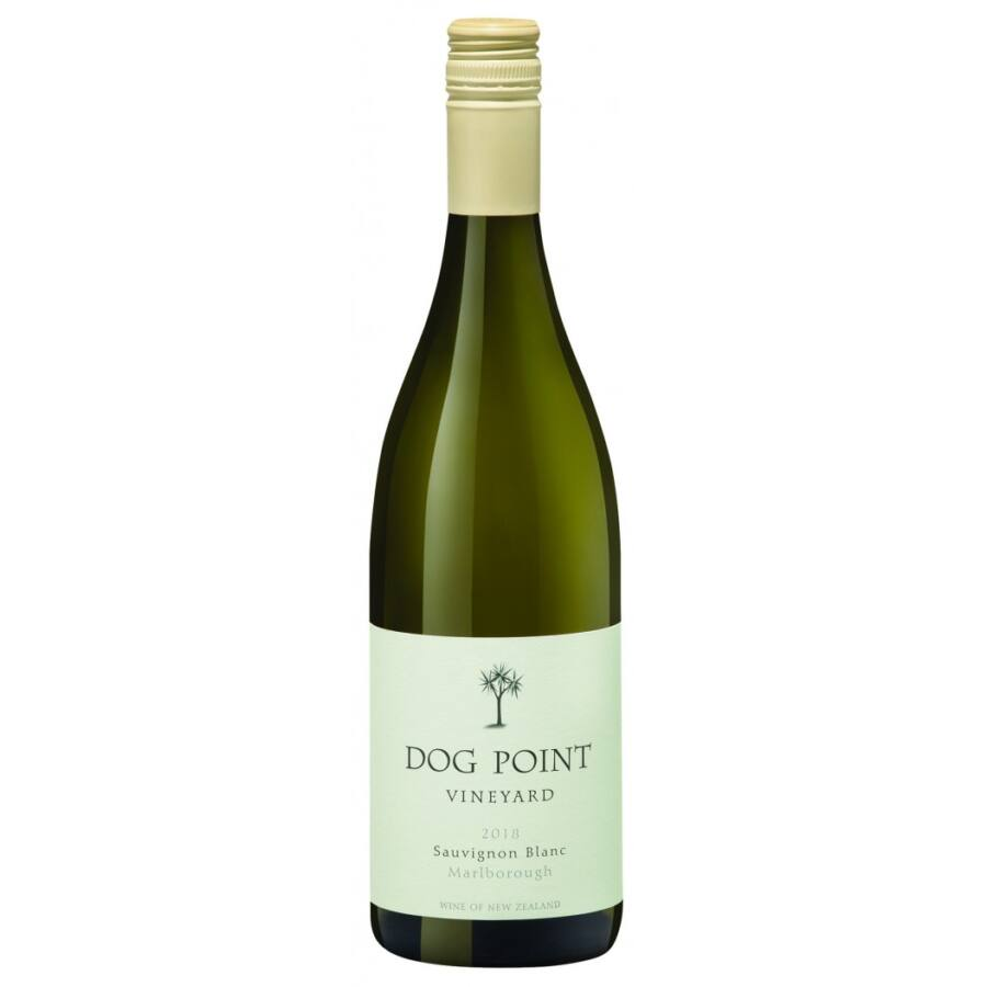Dog Point Vineyard Sauvignon Blanc 2018 (0,75l)