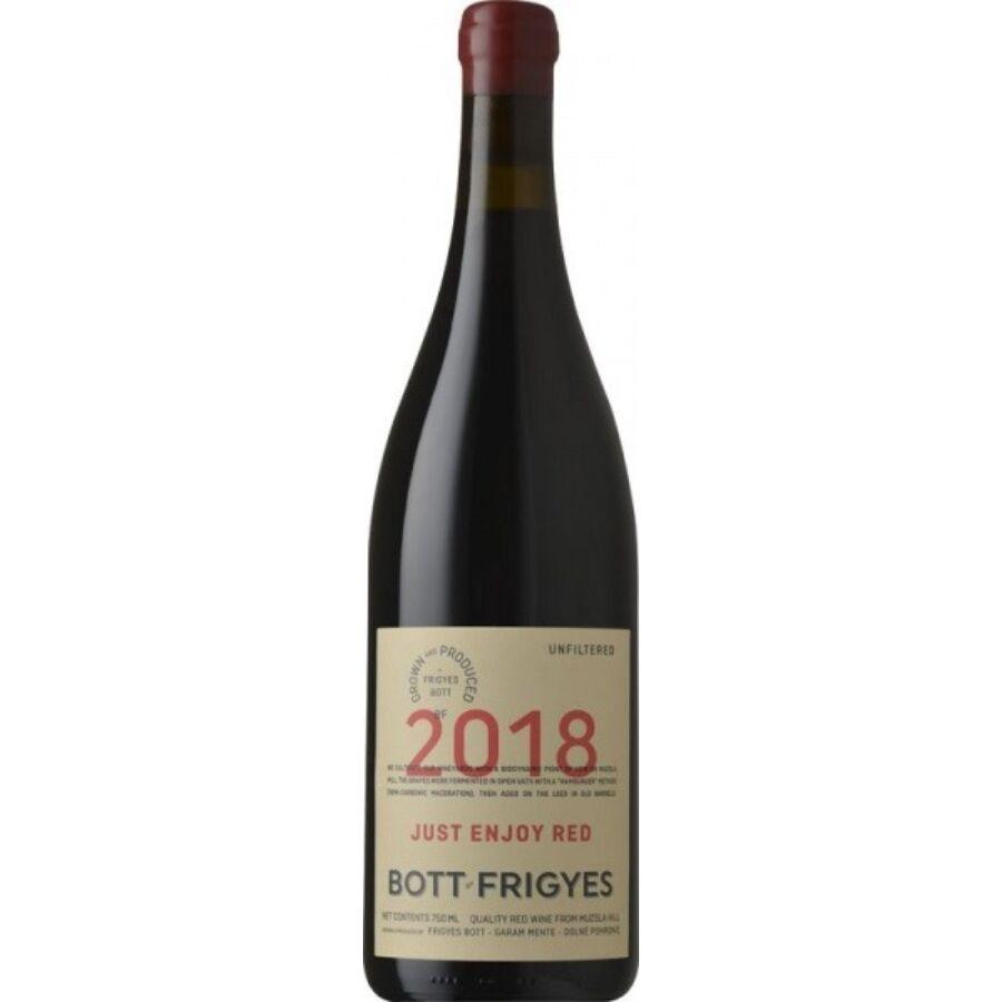 Bott Frigyes Just Enjoy Red 2018 (0,75l)