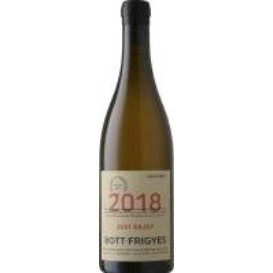 Bott Frigyes Pinot Blanc (szűretlen) 2018 (0,75l)