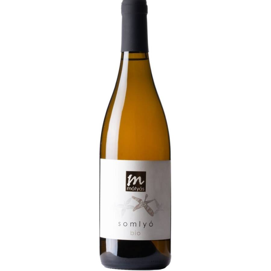 Mátyás András Somlyó Pinot Blanc 2017