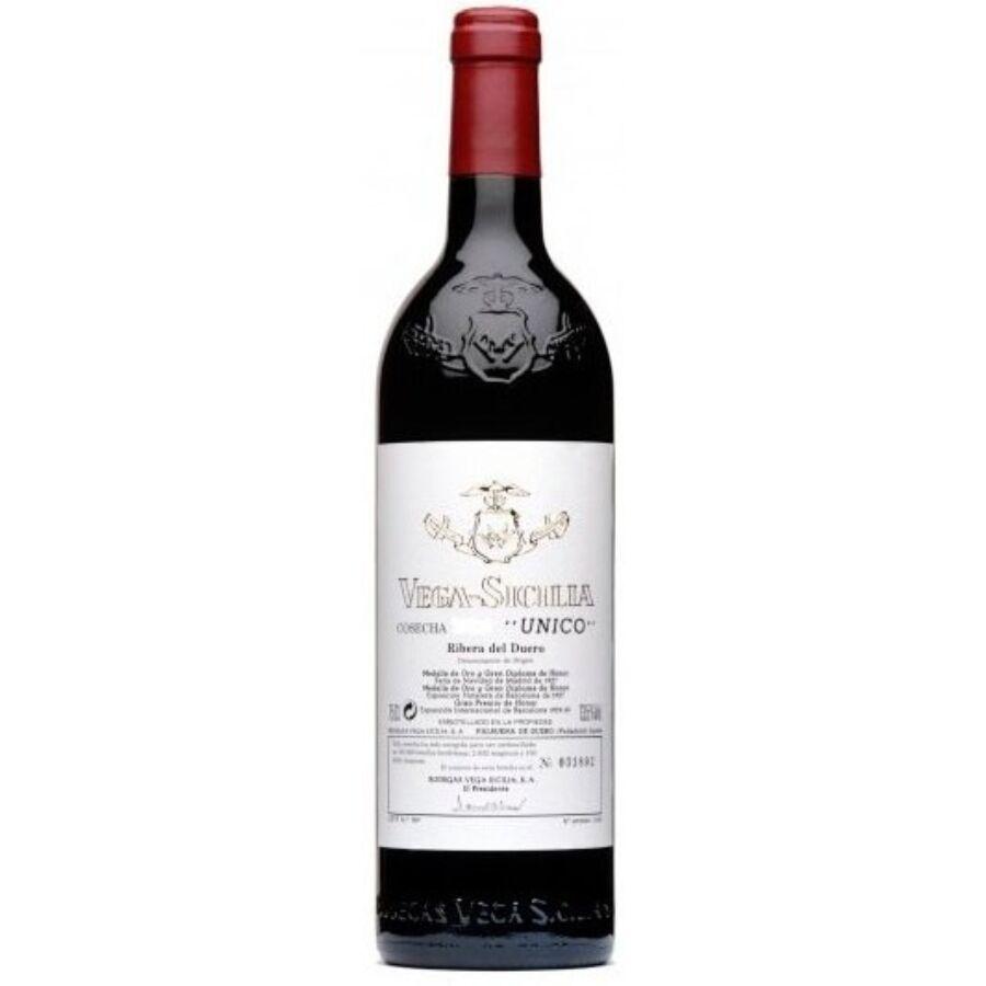 Vega Sicilia Unico 2009 (0,75l)