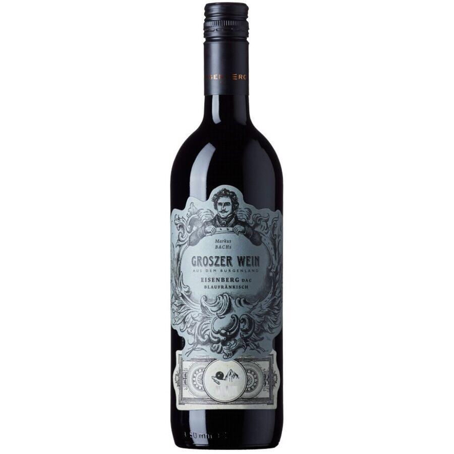 Groszer Wein Kékfrankos Eisenberg DAC 2017 (0,75l)