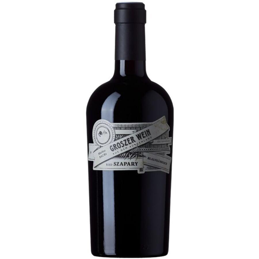 Groszer Wein Szapary (Blaufrankisch) 2017 (0,75l)