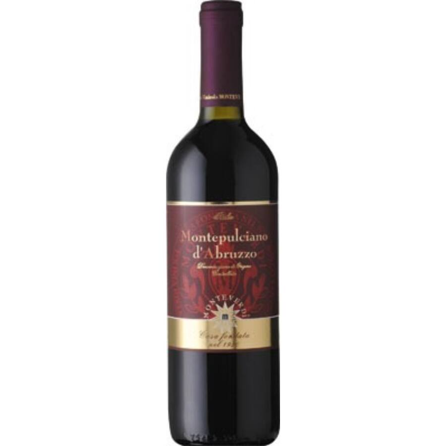 Monteverdi Montepulciano d'Abruzzo 2018 (0,75l)