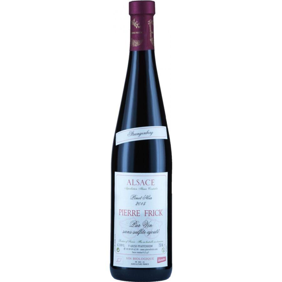 Pierre Frick Pinot Noir Strangenberg 2018 (0,75l)