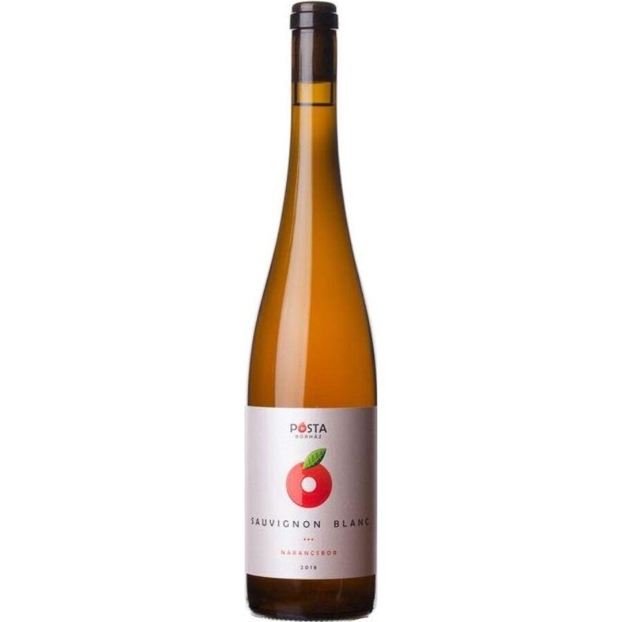 Pósta Borház Sauvignon Blanc Narancsbor 2018 (0,75l)