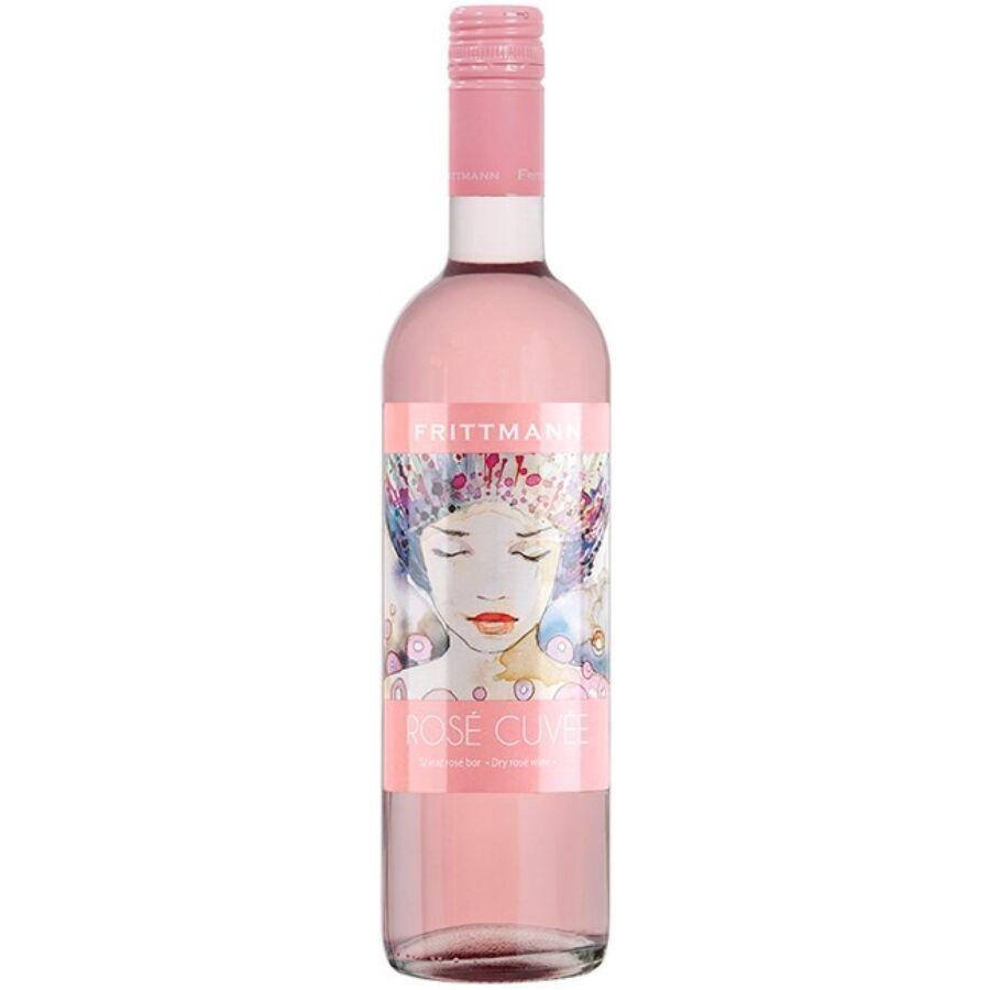 Frittmann Rosé Cuvée 2019 (0,75l)