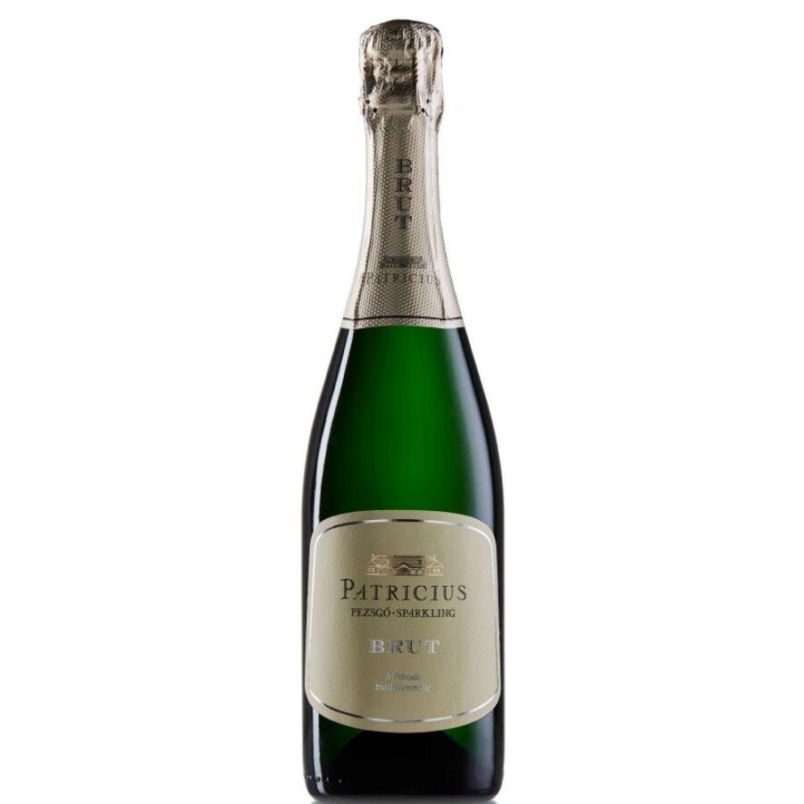 Patricius Méthode Traditionnelle Brut 2015 (0,75l)
