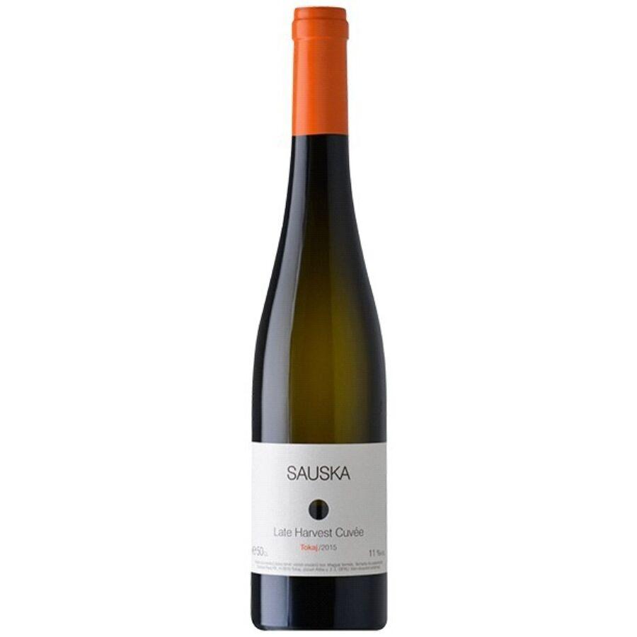 Sauska Tokaj Late Harvest Cuvée (0,5 l) 2018