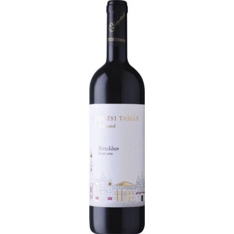 Dúzsi Szegzárdi Ó Vörös Birtokbor Estate Wine 2015 (0,75l)