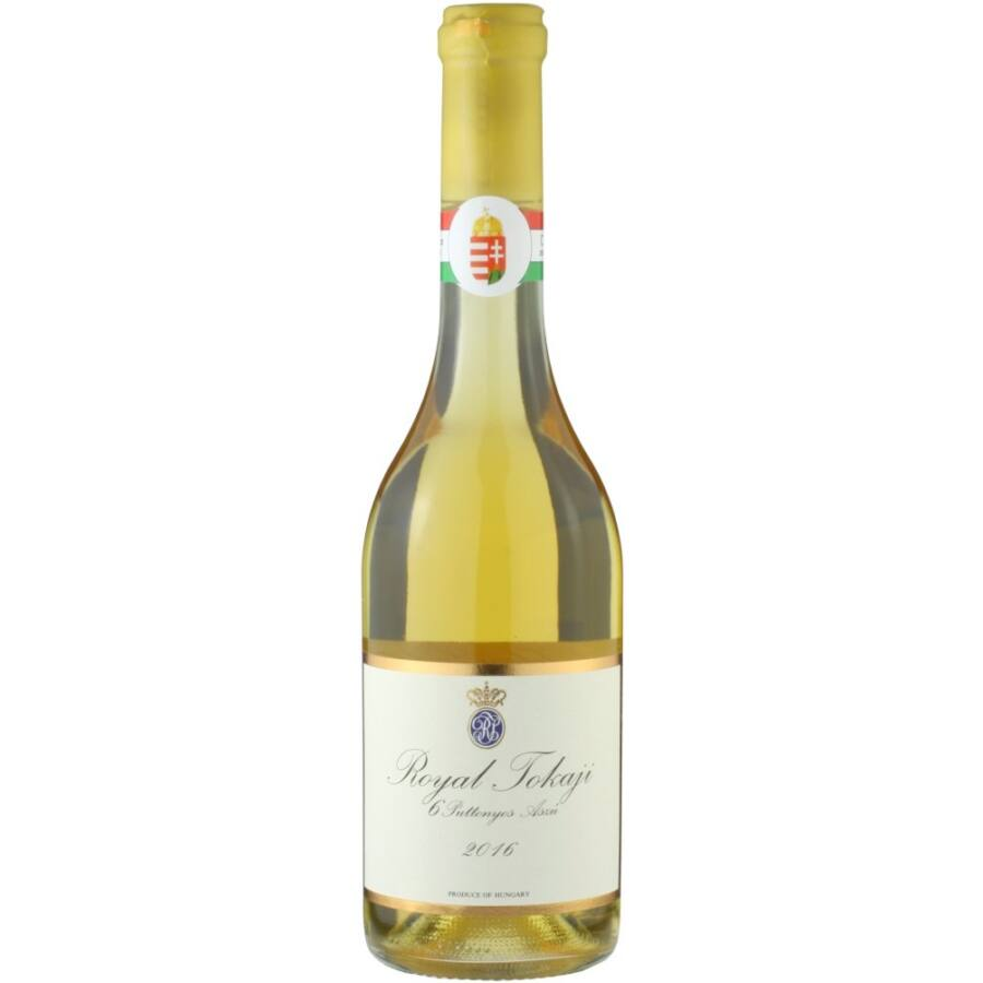 Royal Tokaji Aszú 6 puttonyos 2016 (0,5l)