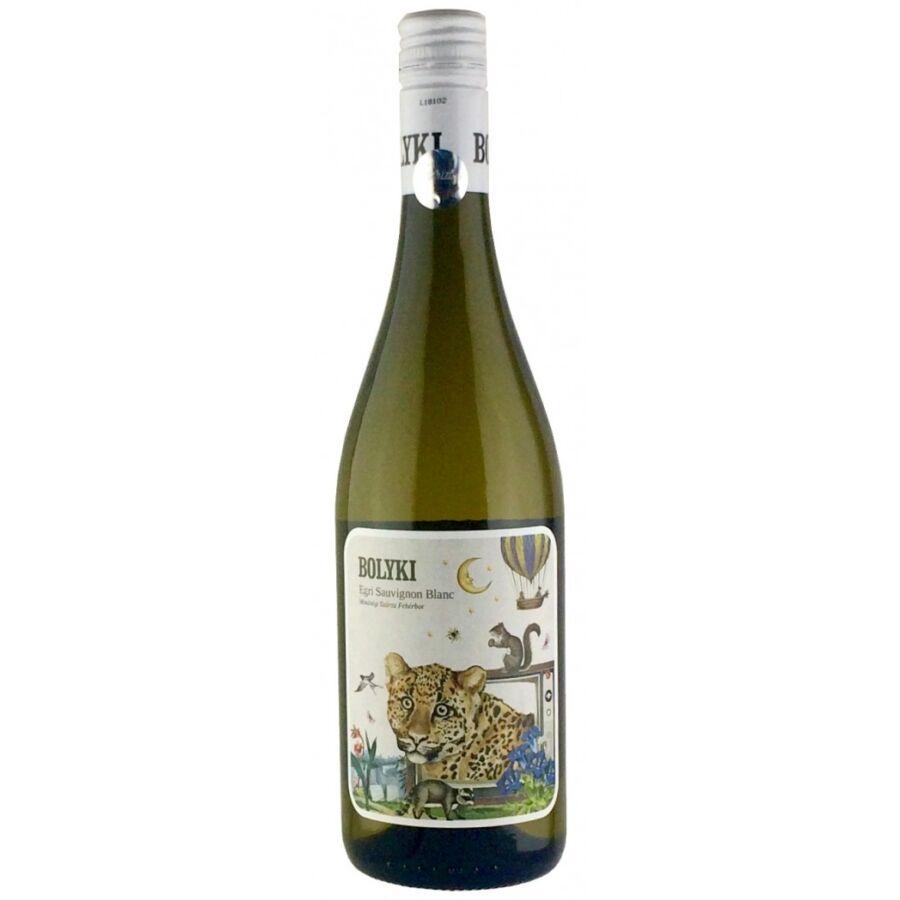 Bolyki Sauvignon Blanc 2019 (0,75l)