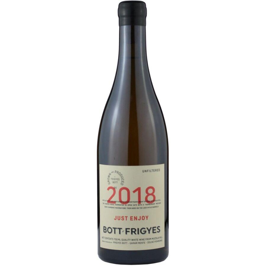Bott Frigyes Just Enjoy Tramini 2018 (0,75l)