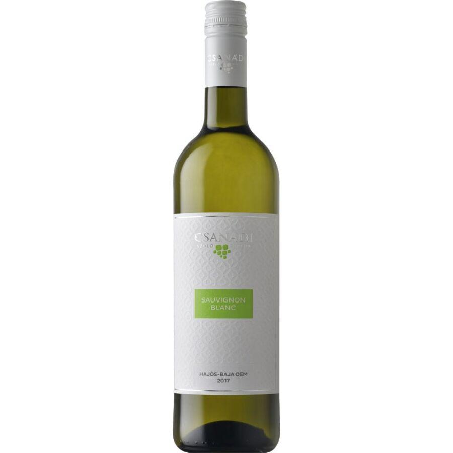 Csanádi Sauvignon Blanc 2019 (0,75l)