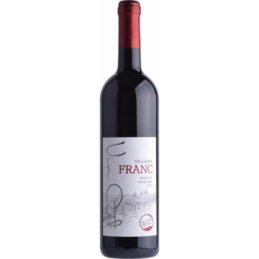 VinArt Villányi Franc 2017 (0,75l)
