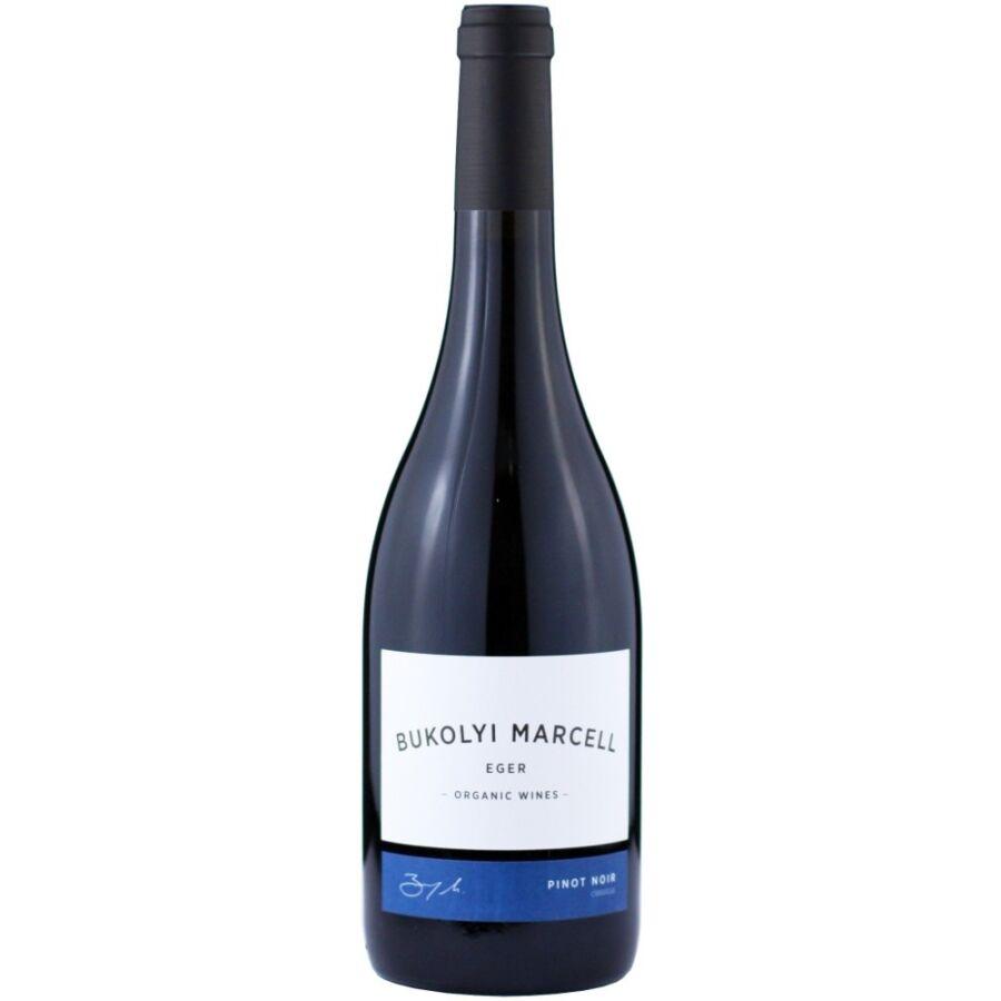 Bukolyi Marcell Organic Wines Pinot Noir 2018 (0,75l)
