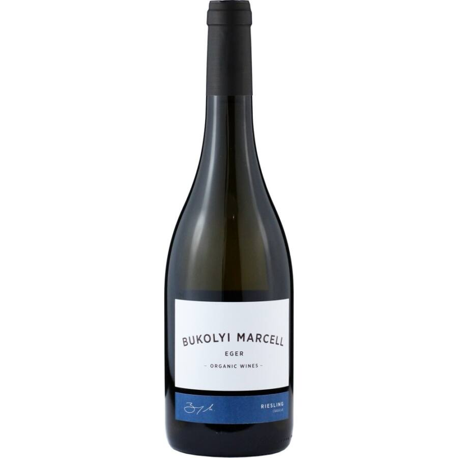 Bukolyi Marcell Organic Wines Riesling 2018 (0,75l)