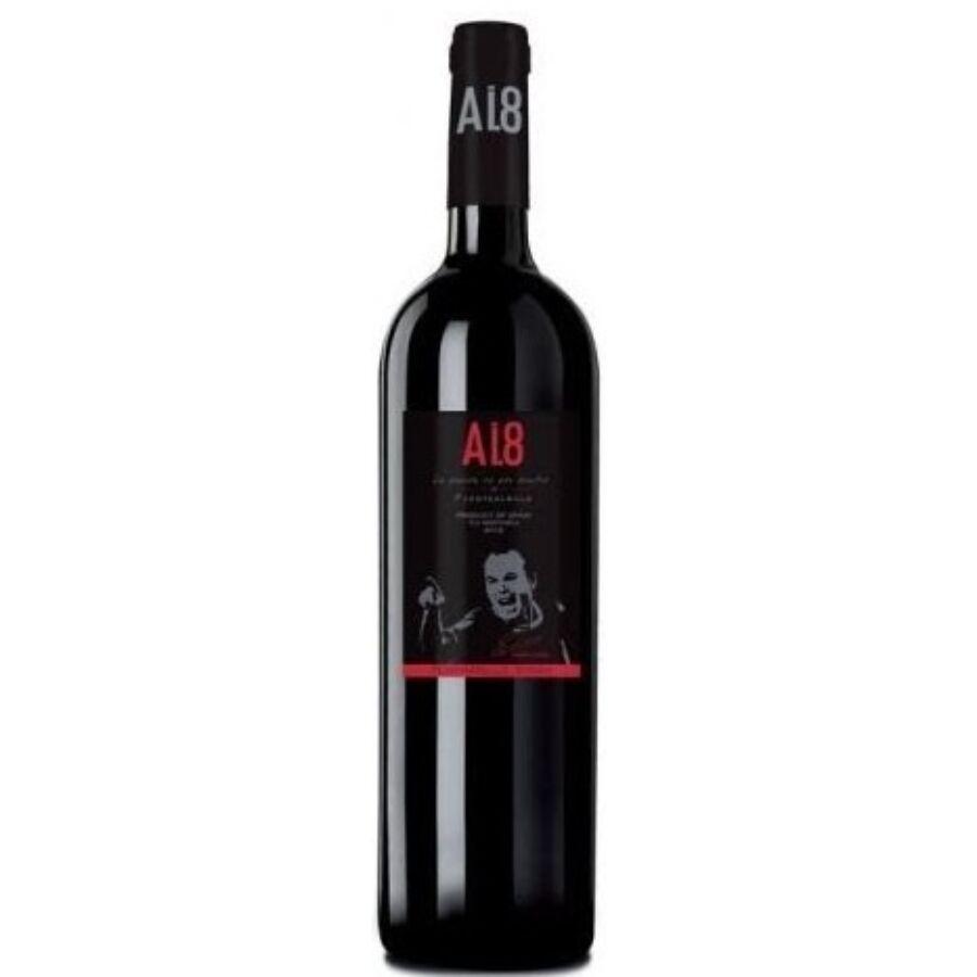 Iniesta A.I.8. Tinto 2018 (0,75l)