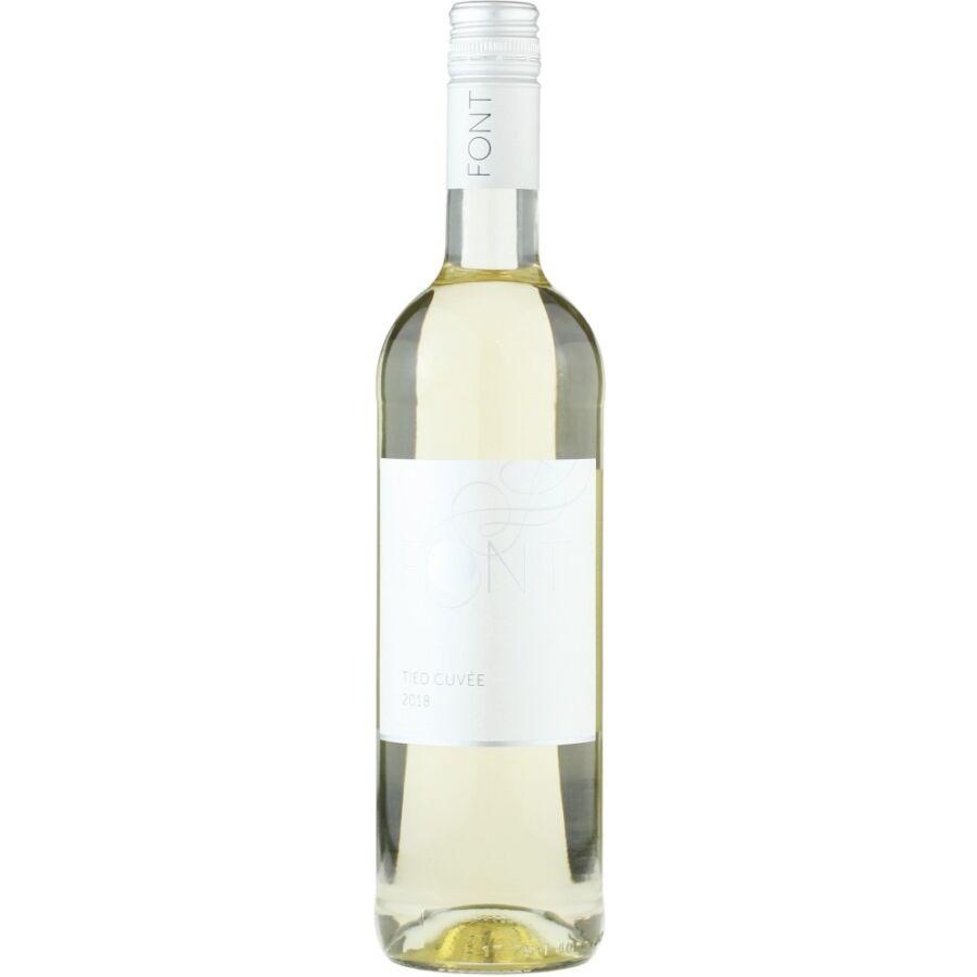 Font Pincészet Tied Cuvée (fehér) 2018 (0,75l)