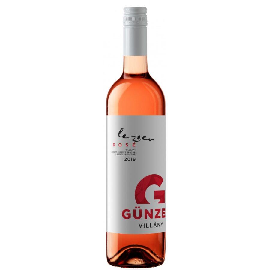 Günzer Lezser Rosé 2019 (0,75l)