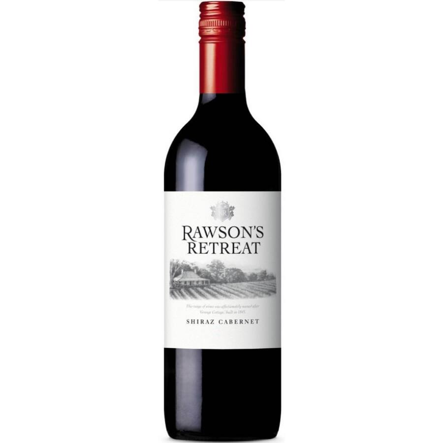 Penfolds Rawson's Retreat Shiraz Cabernet 2018 (0,75l)