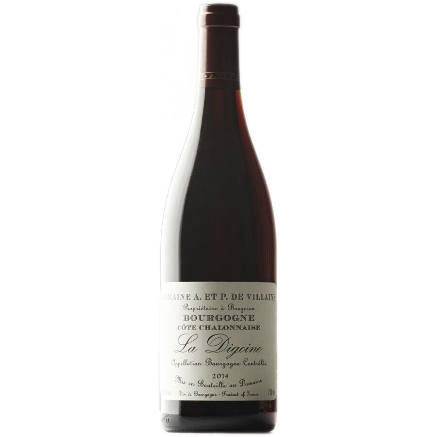 Domaine de Villaine Bourgogne Cote Chalonnaise La Digoine 2017 (0,75l)