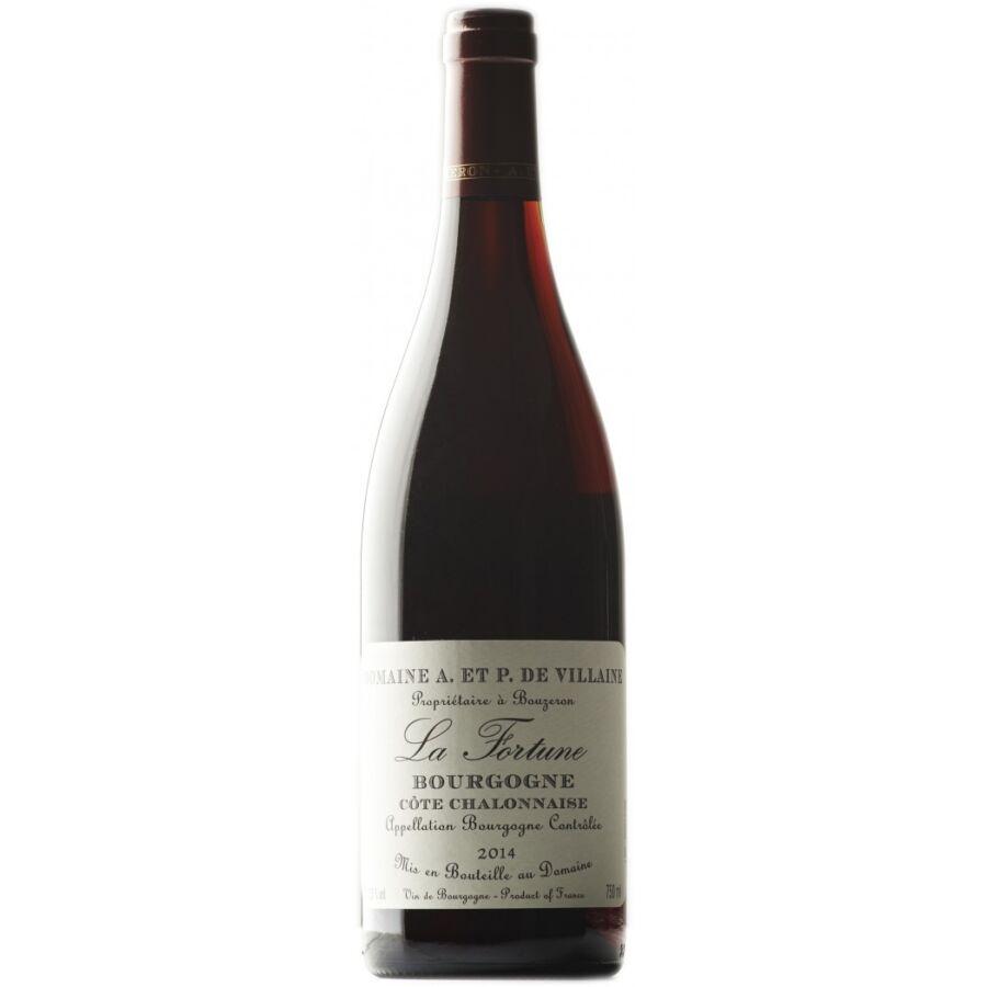 Domaine de Villaine Bourgogne Cote Chalonnaise La Fortune 2017 (0,75l)