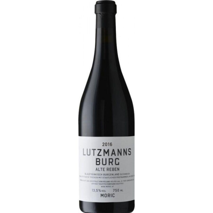 Moric Lutzmannsburg Alte Reben Blaufränkisch 2016 (0,75l)