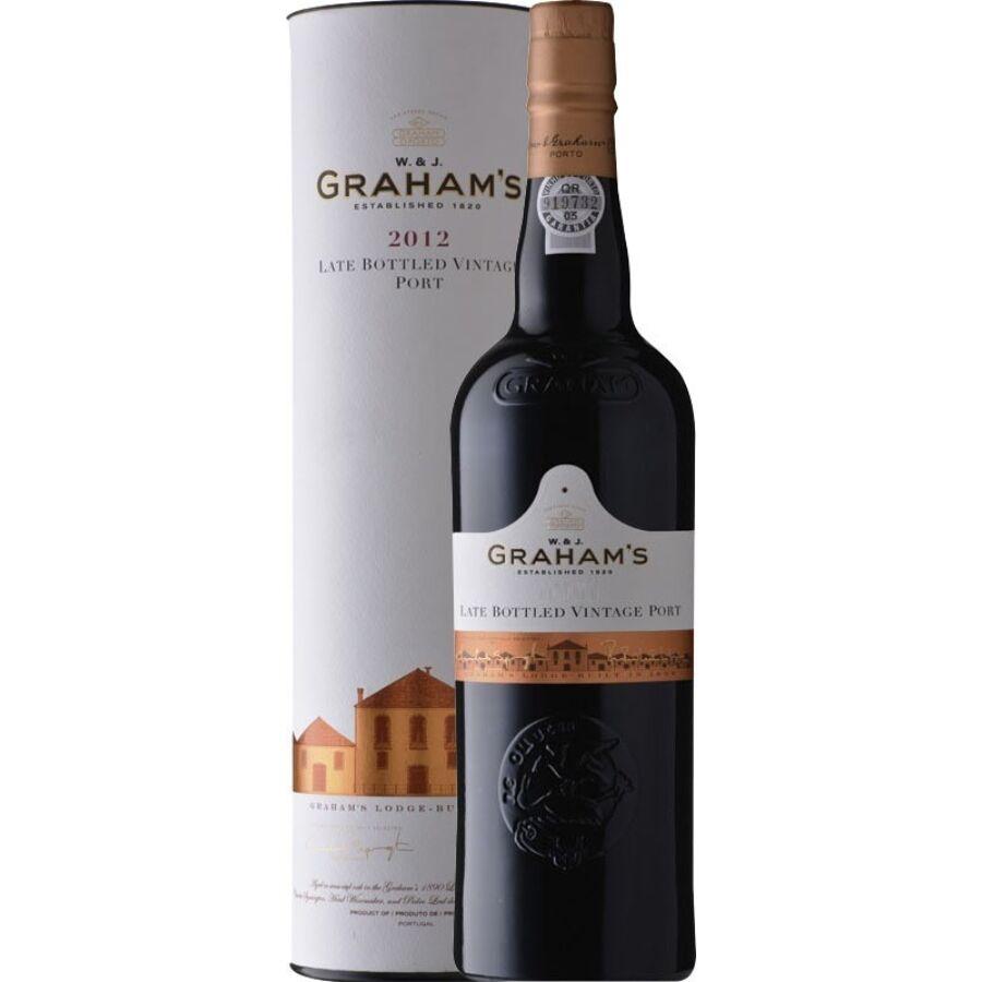 Graham's Late Bottled Vintage 2014 (0,75l)