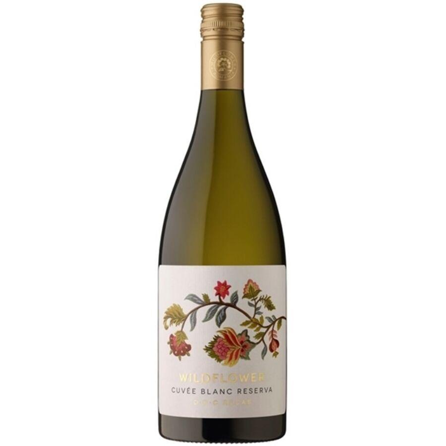 Recas Wildflower Cuvée Blanc Reserva 2017 (0,75l)